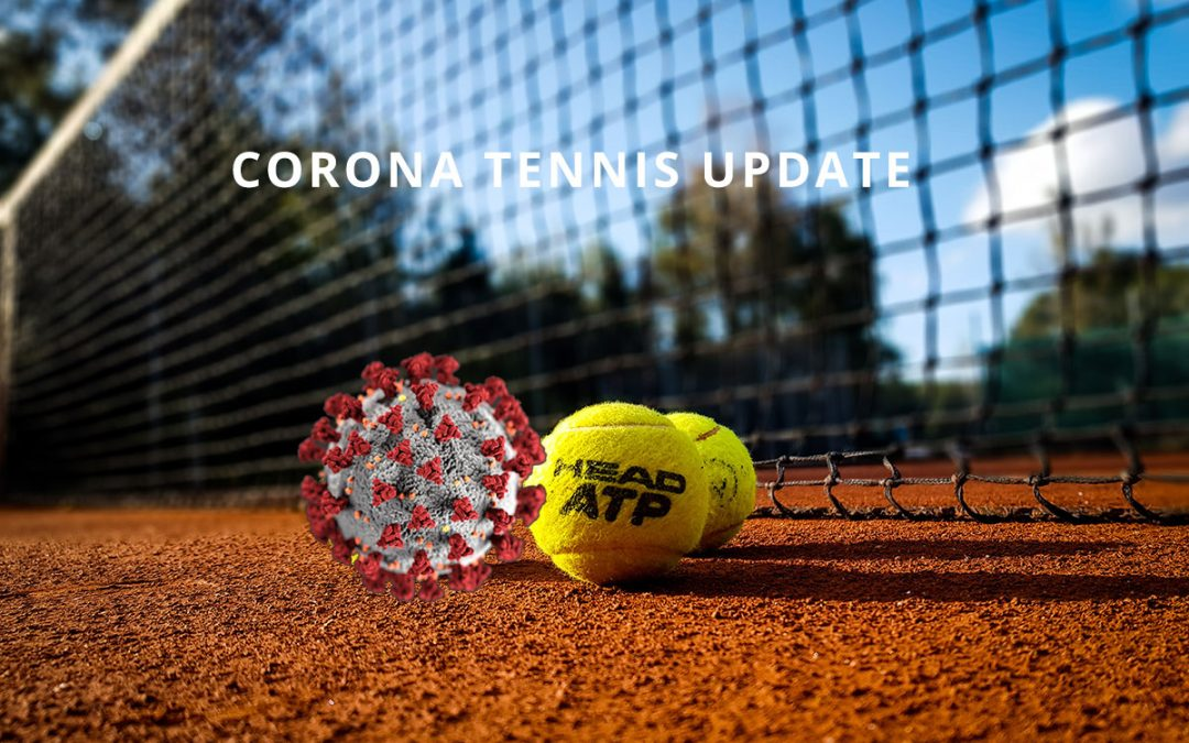 Update vrij tennis 24 Mei 2020