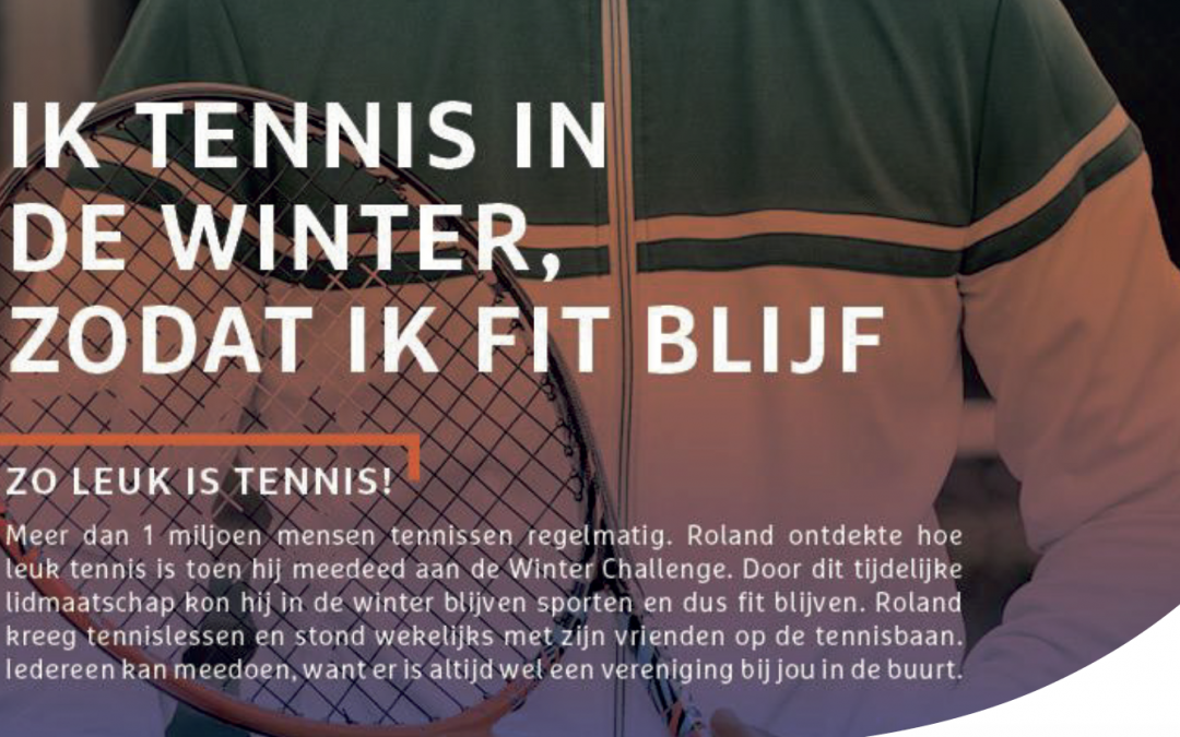 Blijf fit in de winter: Winter Challenge